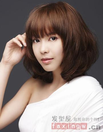 短发适合什么脸型 流行短发型与脸型速配技巧