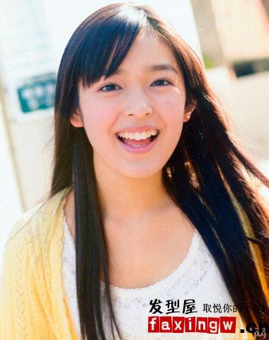 """女主角未来穗香被不少观众评论""""卡哇伊"""",""""萌系软妹纸"""",她的清纯可爱"""