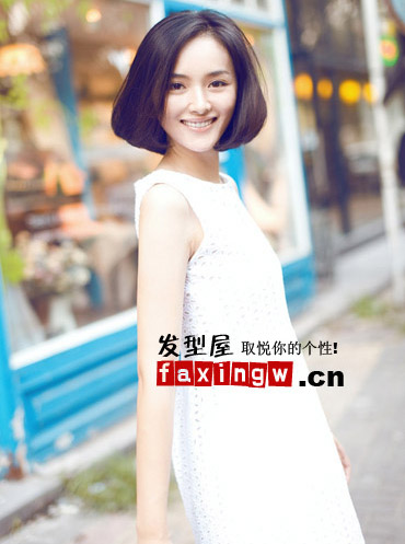 冬日时尚流行女生发型图片名称全集图片