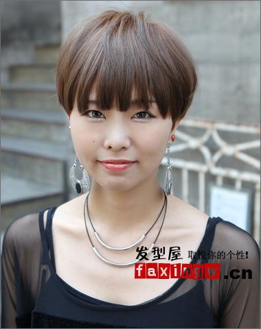 2013年女生最流行短发造型 清爽帅气最抢镜图片