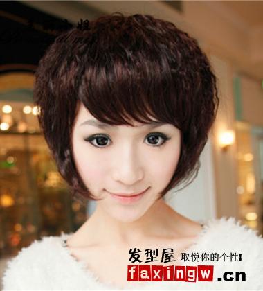 2013女生发型设计 初夏潮流时尚发型