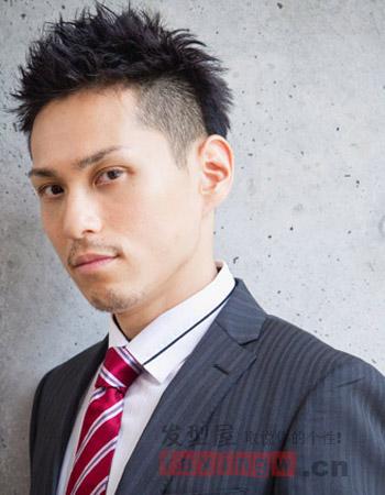 男生发型 > 男士商务减龄发型