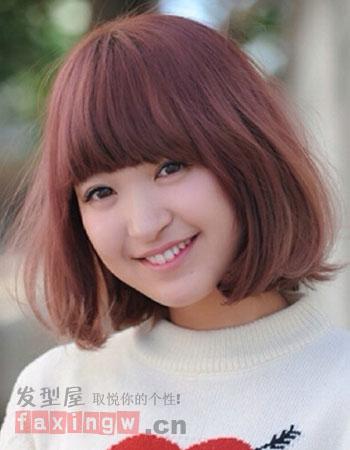 9款女生甜美可爱发型 专属你的萝莉范 - 百科教程网