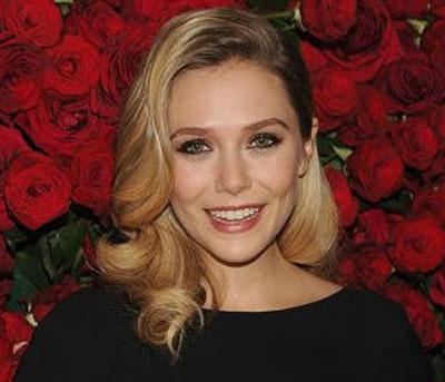 2011最新女明星发型 欧式晚装发型最抢眼