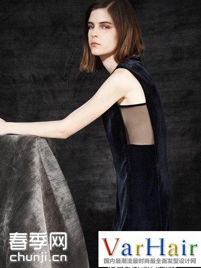 女生最新短发造型 最新短发女生头像 最新流行女生短发
