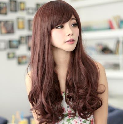 减龄发型让熟女变漂亮萌妹纸图片