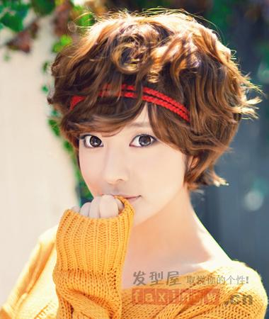 矮个子女生适合的发型 修颜减龄小清新发型推荐