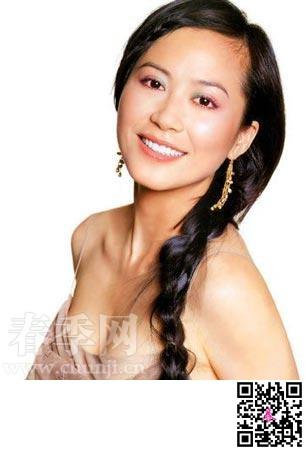 俞飞鸿的八款发型图片