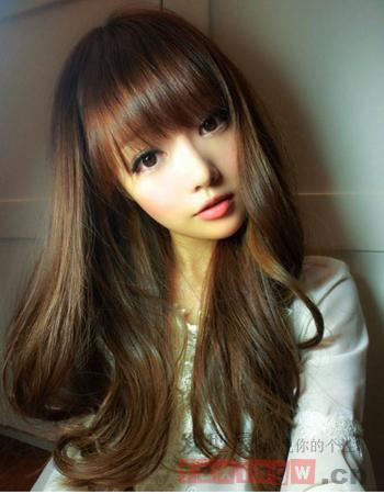 分类导航 生活百科 发型大全 女生发型 > 90后女生长发发型 诠释年轻