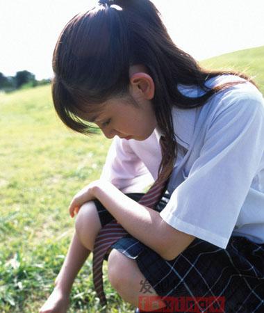 8款清新日系校园女生发型