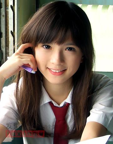 9款好看的女学生发型 清纯可爱尽显青春活力
