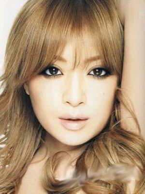 氧气女明星实例脸型发型设计方案图片