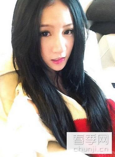 以下分享了中国模特林采缇发型图片图片