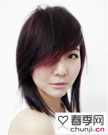 提亮棕色秘笈拉直百科系头发肤色-教程颜色短头发女首选图片