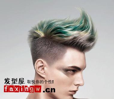 2013沙宣春夏发型全新发布,超出常人想象的发型唤起了画家的调色图片