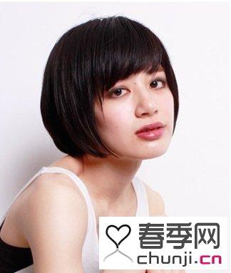 女生短发染发颜色大全 短发染发颜色大全 短发挑染发型图片图片