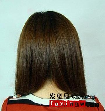 diy韩式侧花苞头盘发 小清新时尚发型扎法步骤图片