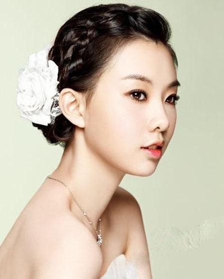 韩国新娘发型,每款都是经典