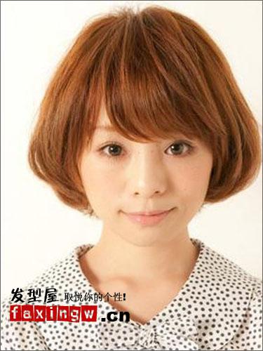魅力也扎起来百科侧编发立变小a魅力-短发短头发刘海怎么收拾图片