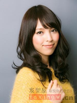 日系淑女发型图片 甜美可爱增人气