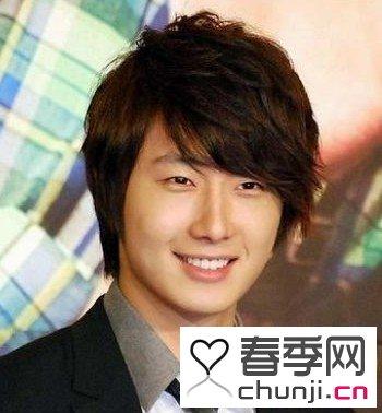 2015最流行时尚韩式男发发型