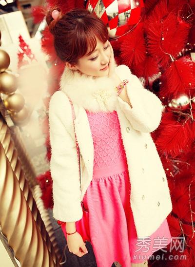 2013冬季流行搭配 7种装扮优雅大方 高清图片