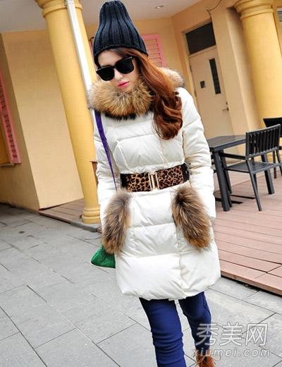 2013冬季流行穿搭 多种风格搭配随你选 高清图片