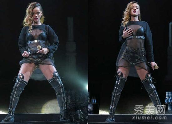 韩女主播穿衣豪放 开胸装上阵遭嘲讽