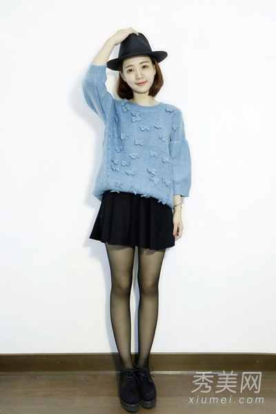 甜美可爱的设计风格,穿在身上少女范儿十足