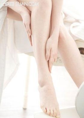 小腿减肥的按摩方法