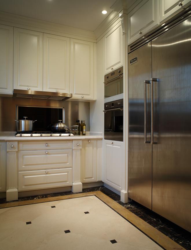 古典欧式风格,新中式风格,厨房设计