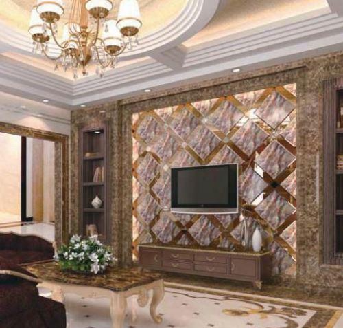 客厅电视背景墙设计三