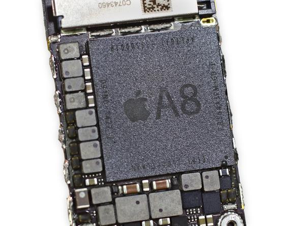 iphone 6 plus拆机图