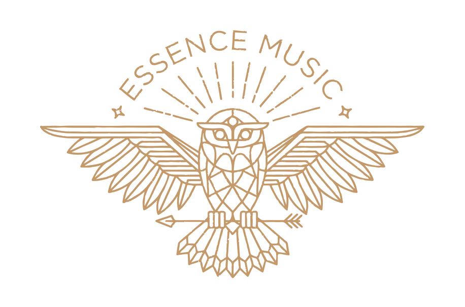 brian steely的线条感logo设计作品