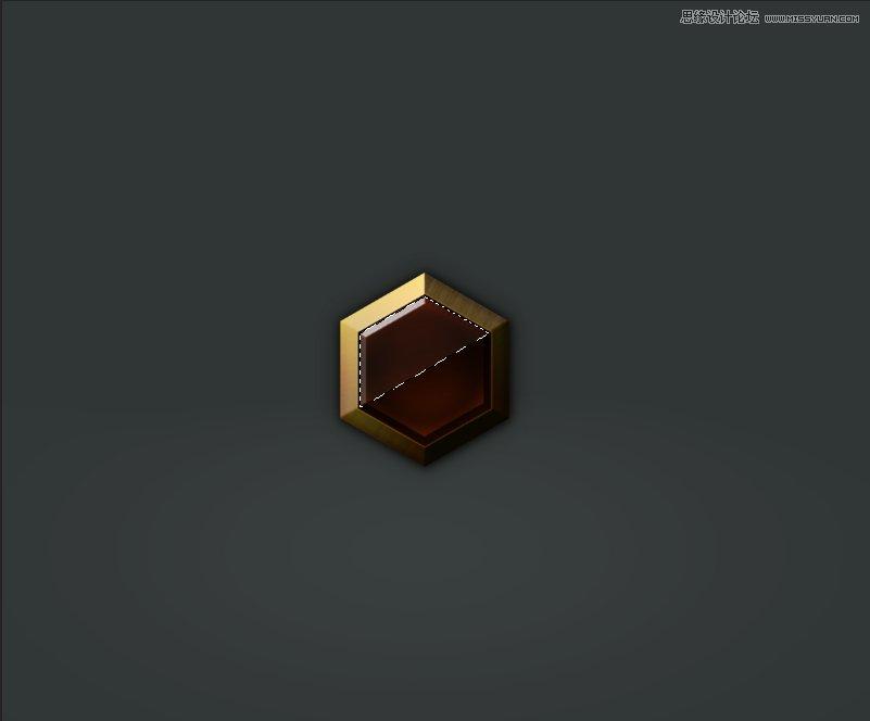 教你用photoshopv立体立体图标的质感软件与平面设计结合的3d盒子图片