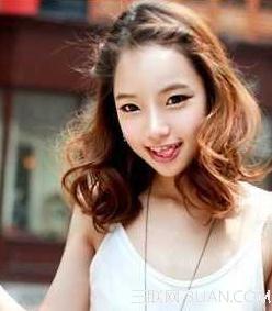 春节相亲必备清爽女生发型