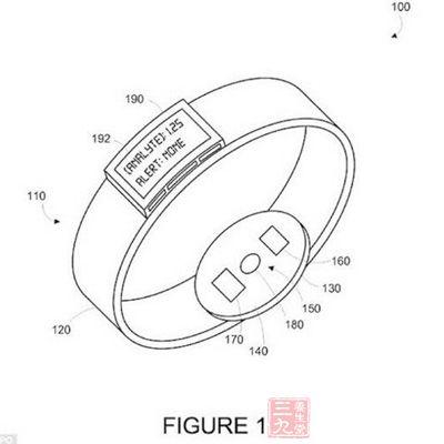 手环硬件电路图