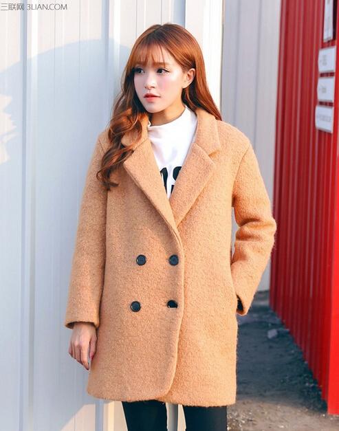 最新5款好看的韩式烫发发型图片图片