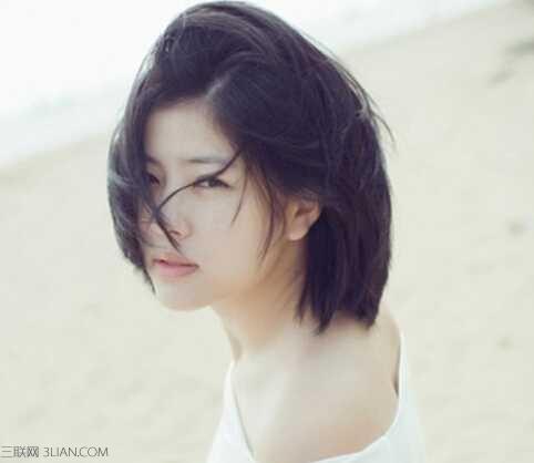 长脸女生适合什么样短发(夏天必备)图片
