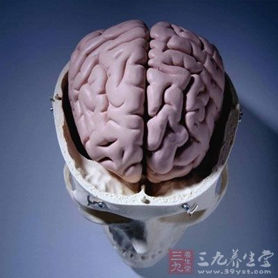 大脑结构改变的首