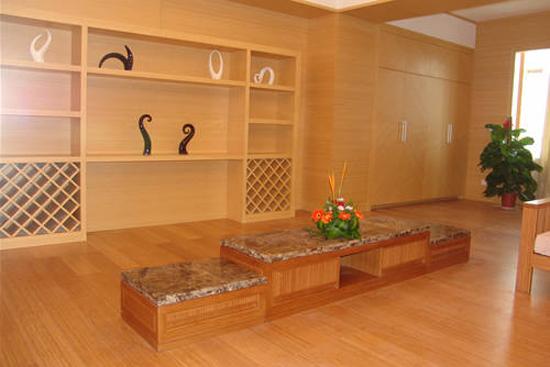 环保装修健康生活 竹木地板的选购保养