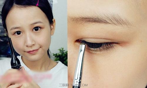 新手化妆教程图解