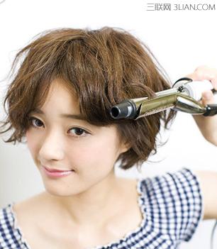 女生短发怎么扎简单好看
