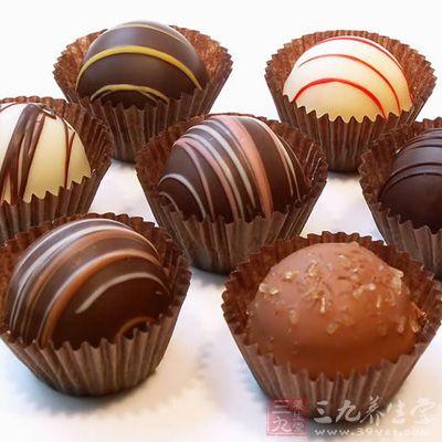 经期可以吃巧克力吗 女性在经期应如何保养