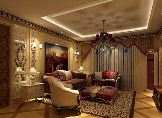 如何装修欧式客厅 怎样搭配颜色