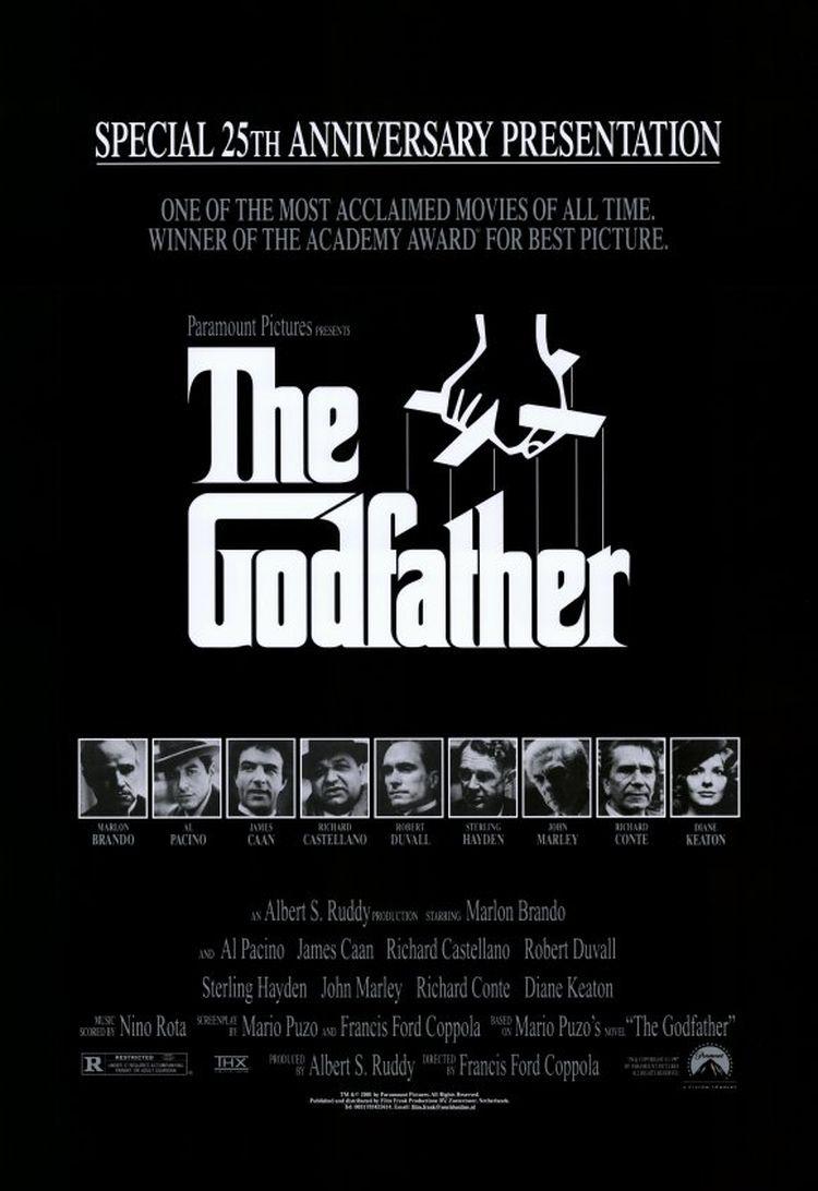 电影海报中的字体设计