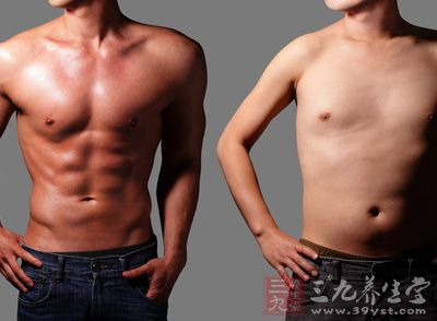 男人健身减肥方法