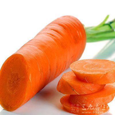 土豆,胡萝卜