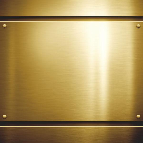photoshopv大气简洁大气的金色立体工资字室内建筑设计师质感图片