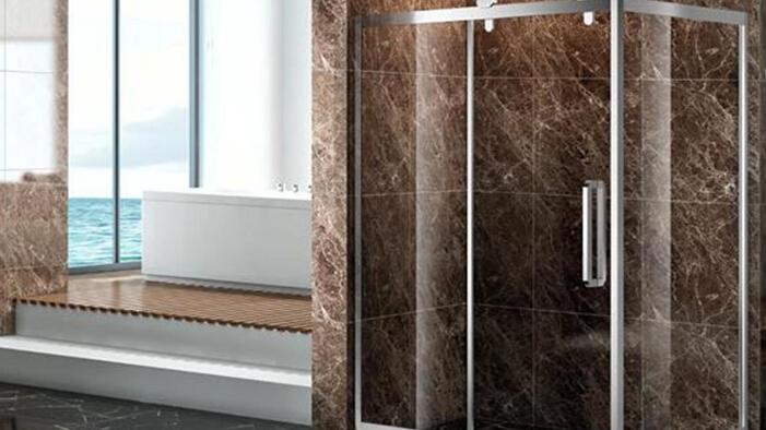 【卫生间淋浴房隔断玻璃防爆膜有用吗】   隔断玻璃防爆膜,